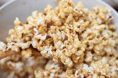 Caramel Popcorn - the Homestead at Bridle Creek