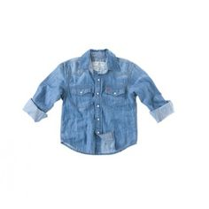 The Old Khaki Kids' Morty Shirt is a long sleeved denim shirt. It's 100% cotton and especially designed for comfort, keeping the little people in mind!  www.capeunionmart.co.za Denim Button Up, Button Up Shirts, Little People, Denim Shirt, Kids Clothing, Kids Outfits, Cotton, Jackets, Clothes