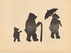 Chemin des Muguets: Three Bears Sited in Upstate New York