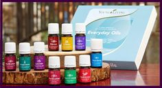 Everyday Oils collection Essentially spOILed by Liz member number #1553594