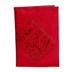 Porta passaporte SAAD