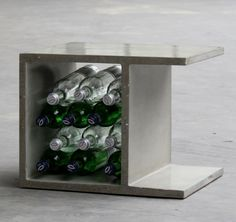 Betontisch Couchtisch Loungetisch Beistelltisch Beton Design Dekoration Concrete Wohnzimmer Modern
