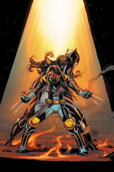 ALL NEW WOLVERINE #20 (2017)