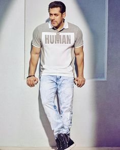 Salman Khan for Being Human Clothing photoshoot. Bollywood Actors, Bollywood Celebrities, Being Human Clothing, Salman Khan Wallpapers, Salman Khan Photo, Nostalgic Pictures, New Gossip, Sonakshi Sinha, Kareena Kapoor