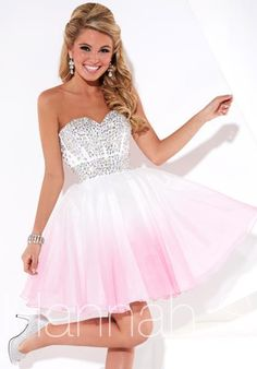 Hannah S Organza Skirt Dress 27916