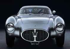 Maserati A6G CS Berlinetta, 1954