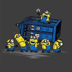 Dr. Who Minions!