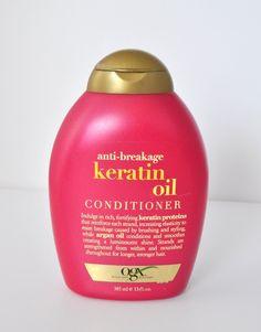 OGX Keratin Oil conditioner