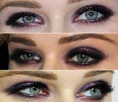 dark magic eyes