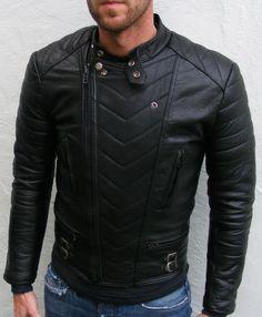 best leather jacket for cafe racer - Google keresés
