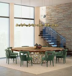 Unique dining room chairs this year || Discover dining room ideas and find your best modern dining chairs for your home || #nicedesign #inspirationalideas #diningroomideas || Check it out: http://diningroomideas.eu/dining-room-chairs-transform-decor/