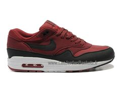 wholesale dealer 7f0c1 c4aaf Official Nike Air Max Essential iD - Chaussures Pour Homme Deep Rouge