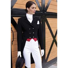 Asmar Tailcoat | Show Jackets for the Fashion Forward Rider | Horse Show Week