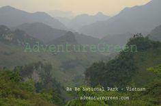 Trekking Ba Be National Park