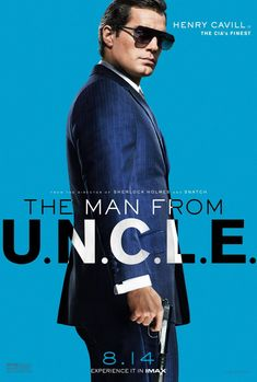 The Man from U.N.C.L.E. - Henry Cavill as Napoleon Solo