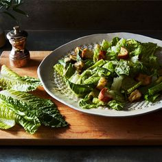 A Caesar Salad for Dairy-Free Friends, Egg Avoiders & Curious Folk  on Food52
