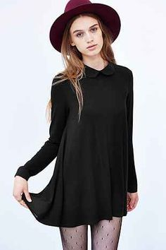 e12a405d87de Cooperative Chiffon-Back Tunic Top - Urban Outfitters Urban Outfitters Dress