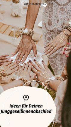 Der Junggesellinnenabschied ist ein wichtiger Termin, bevor es ans Heiraten geht und sollte gut geplant sein! Wir haben für Dich ein paar Ideen für deinen Junggesellinnenabschied zusammengestellt, die Dir zeigen sollen, welches Event am besten zur Braut passt. Getting Married, Perfect Wedding, Couple