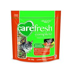 Absorption Corp  Carefresh Complete Menu Chinchilla Food 2 Lb >>> You can find out more details at the link of the image. Note: It's an affiliate link to Amazon.