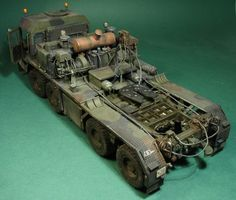 Last week post mostly on aircraft, so this week i decided to put in all my older built of my armour vehicles.  Today I  would like to introd...