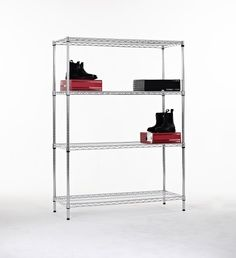 17 best eclipse chrome wire shelving images shelving systems wire rh pinterest com