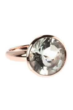 elegant yet versatile, this sparkling #amethyst #ring is an everyday essential I NEWONE-SHOP.COM