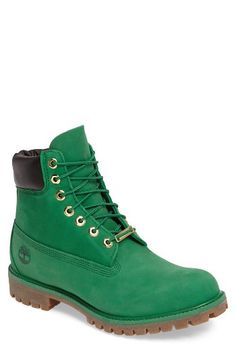 Timberland Timberland 'Six Inch Classic Boots Series - Premium' Boot available at #Nordstrom