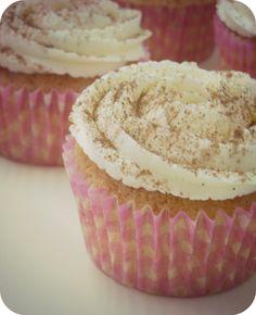 Cupcakes de arroz con leche
