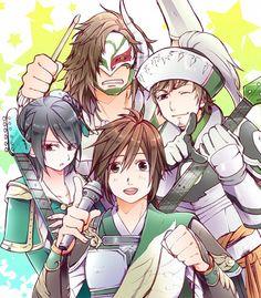 Dynasty Warriors Sengoku Musou, Sengoku Basara, Warriors Game, Dynasty Warriors, Pokemon Conquest, Warrior Images, Samurai Warrior, Art Google, Cartoon Art