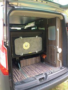 ford transit custom erwan ld camp van pinterest amenagement van van am nag et camion. Black Bedroom Furniture Sets. Home Design Ideas
