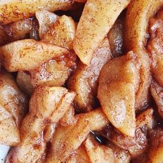 Weight Watchers Cinnamon Apples