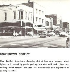 DOWNTOWN Castle Pictures, My Town, Newcastle, The Expanse, Indiana, Park, Parks