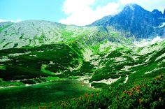 Montanhas Tatra, Eslováquia.