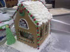 Gingerbread houses | :) Crafty Mama