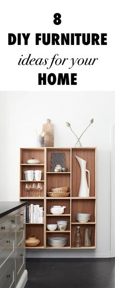 Project Home: DIY Furntiure You Can Design On Your Own
