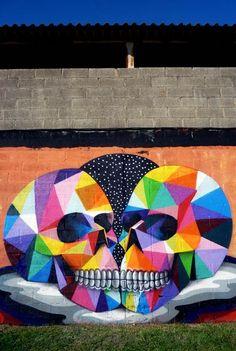 Artist : Okuda San Miguel
