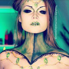 Emerald Queen. Madeyewlook by Lex.