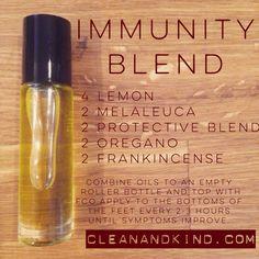 doterra Immunity Blend