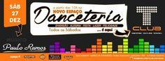 Criação de flyer - Danceteria.