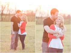 Spring Engagement Session On A Romantic Family Farm and Talon Winery in Lexington, KY. Kentucky Wedding Photographer, Lexington Wedding Photographer, Southern Wedding, Southern Bride, Kentucky Bride, Sunset. Kevin and Anna Photography www.kevinandannaweddings.com