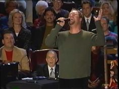 """O Holy Night"" By David Phelps (FULL) *Better Video Quality*  The BEST version I have ever heard. When God was giving out vocal talent, David was at the front of the line. My goose bumps have goose bumps."