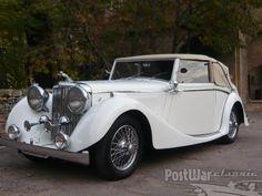 Jaguar – One Stop Classic Car News & Tips Retro Cars, Vintage Cars, Antique Cars, Tata Motors, Sidecar, Jaguar Daimler, Hot Cars, Motor Car, Luxury Cars