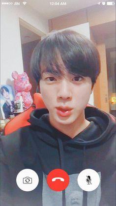 Seokjin, Hoseok Bts, Bts And Exo, Bts Suga, Bts Snapchats, Bts Texts, Bts Lockscreen, Worldwide Handsome, Namjin