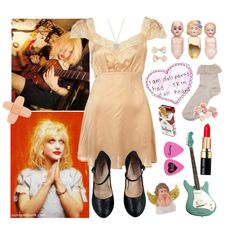 Kinderwhore - Courtney Love by sara666x on Polyvore