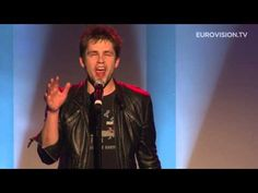 Andrius Pojavis - Something (Lithuania) Live at Eurovision In Concert in Amsterdam 2013