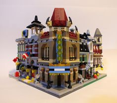 Lego mini palace cinema 2