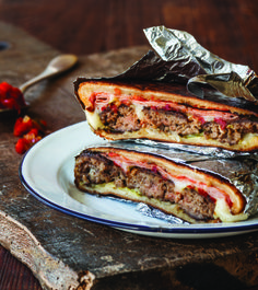 Guy Fieri's inspiringnew cookbook, Guy Fieri Family Food, brings fun to the table with delectable dishes everyone will love and great ideas for getting the family together to cook, eat, and …