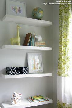House Pretty Blog: Nursery Reveal