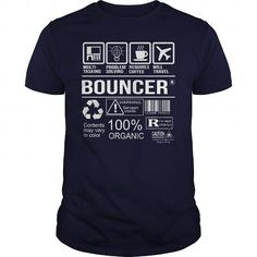 Awesome Tee For Bouncer T-Shirts, Hoodies (22.99$ ==► Order Here!)