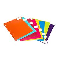 Binders & Dividers | 3 Ring Binders and More | Poppin